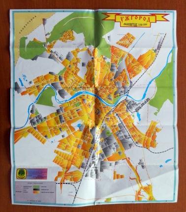 uzhgorod harita